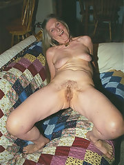 Amateur hairy wife with legs open pics